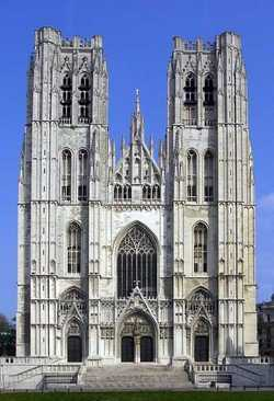 Cathedral of Saint Michael and Saint Gudula