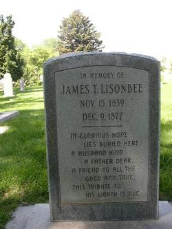 James Thompson Lisonbee