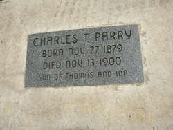 Charles Thomas Parry
