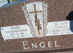 Regina <I>Aschenbrenner</I> Engel