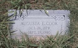 Augusta Emma <I>Schmidt</I> Cook