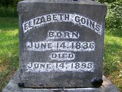 Elizabeth <I>Minor</I> Goins