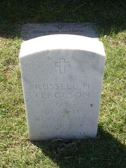 Russell H Ferguson