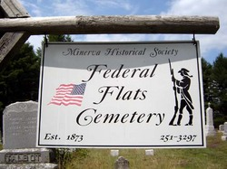 Federal Flats Cemetery