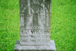 Thomas Jefferson Wilson