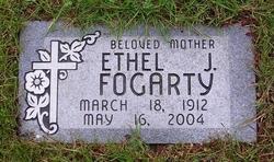 Ethel J Fogarty