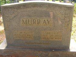 """M C """"Mack"""" Murray"""