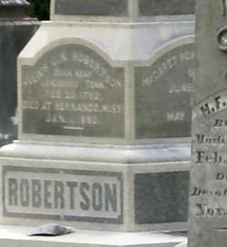 Julius C.N. Robertson