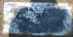 Homer Doster