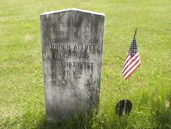 John Henry Allbee