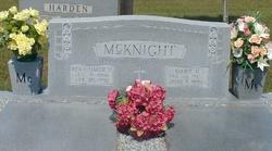 Rev Comer H. McKnight