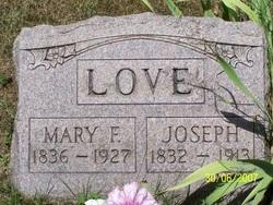 Mary Francis <I>Walker</I> Love