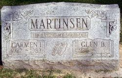 Carmen Irene <I>Smith</I> Martinsen