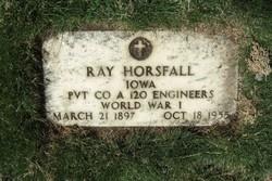 Ray Horsfall