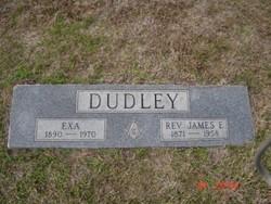 Exa Bell <I>Berry</I> Dudley