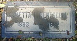 Annetta L. <I>Drews</I> Hentschel