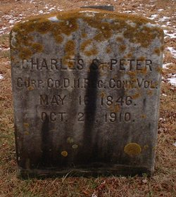 Charles St. Peter