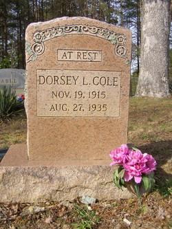 Dorsey Lewis Cole