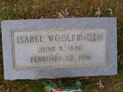 Isabelle <I>Jones</I> Woolfenden