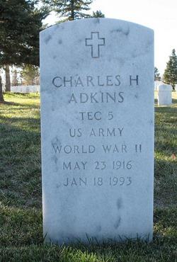 Charles H Adkins