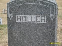 Charlotte E. <I>Pendergraft</I> Roller