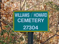 Williams-Howard Cemetery