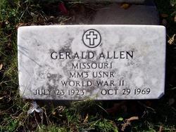 """Gerald """"Cotton"""" Allen"""