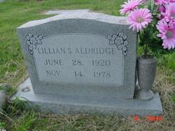 Lillian S. Aldridge