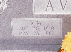 Robert Manning Avery