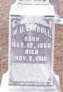 W. G. Carroll