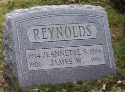 Jeanette <I>SMOCK</I> REYNOLDS
