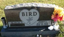 Frances Dell <I>Lee</I> Bird