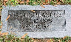 Hattie Blanche