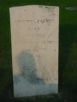 Pvt Edward L. Farmer