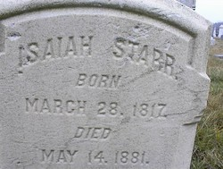 Isaiah Starr