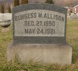 Burgess McClain Allison