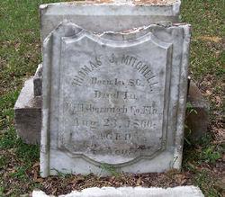 Thomas J Mitchell