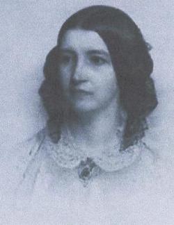 "Frances Elizabeth ""Fanny"" <I>Appleton</I> Longfellow"