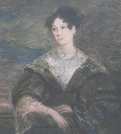 Mary Storer <I>Potter</I> Longfellow