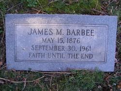 James Marshall Barbee