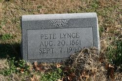 Pete Lynge