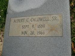 Albert Carter Caldwell, Sr