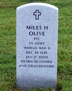 Miles Hooper Olive