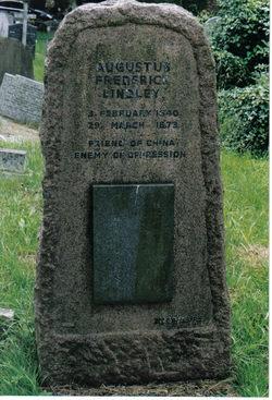 Augustus Frederick Lindley