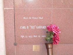 Carl Dean Gafford