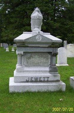 Col Albert Burton Jewett