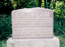 Polly <I>Dowell</I> Coffey