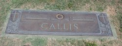 Mamie Belle <I>Jones</I> Callis