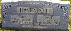 Cora <I>Spaw</I> Davenport