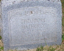 Theodore Matherly